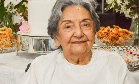 Morre a mãe de Marcelo Castro aos 93 anos em hospital de Teresina