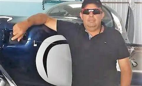 LUTO: Morre o piloto Iomar Petersen de Albuquerque