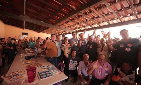 Alegrete segue firme com Wilson e candidatos da Oposição