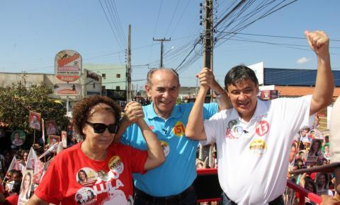 Com lideranças locais, Marcelo Castro percorre municípios do Extremo Sul neste sábado
