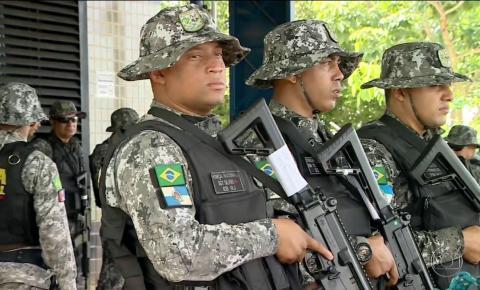 Corrente terá o reforço de 25 homens do Exército para as eleições