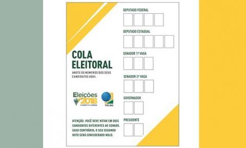 Veja como será a ordem de votação na urna eletrônica