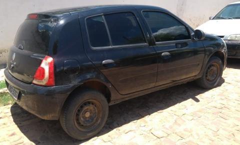 Polícia Militar de Curimatá recupera veículo roubado na PI 257