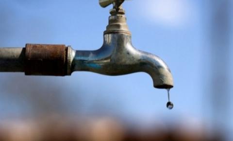 Vazamento no loteamento Isadora prejudica o abastecimento d'água no bairro Vermelhão em Corrente