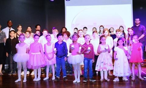 Belíssimo recital do Instituto Kerigma encerra as atividades de 2018
