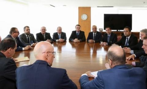 Produtores de soja apresentam os desafios da produção ao presidente Jair Bolsonaro