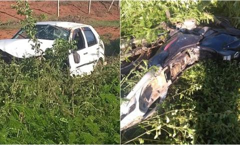 Motorista embriagado mata mulher na BR 135 em Glbués