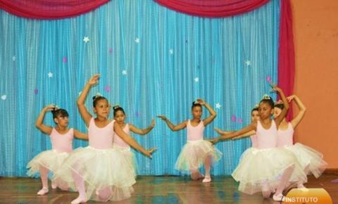 Instituto Kerigma oferece aulas de ballet