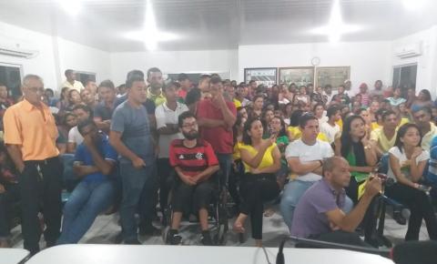 Câmara de Gilbués aceita denúncia contra o prefeito Leo Matos
