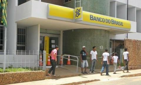 Caixas eletrônicos do Banco do Brasil de Gilbués voltam a funcionar