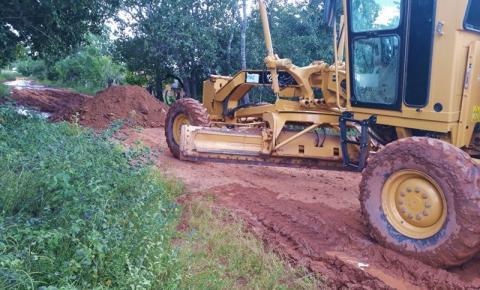 Prefeitura de São Gonçalo do Gurgueia reinicia manutenção de estradas após estiagem