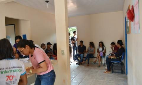 São Gonçalo é o único município do Extremo-Sul a emitir Carteira de Trabalho
