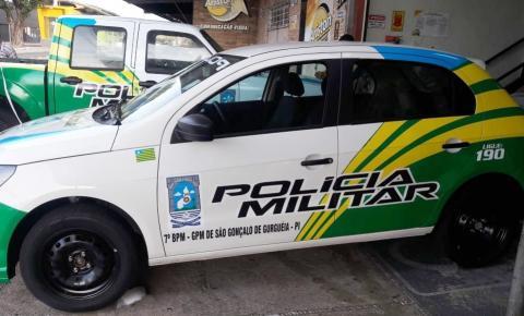 São Gonçalo do Gurgueia é contemplada com uma viatura policial