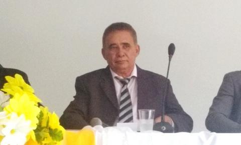 Manin é empossado prefeito de Gilbués