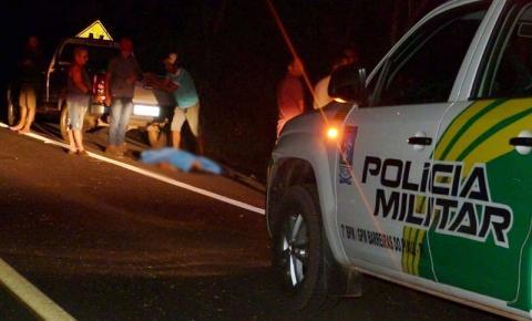 Mulher e bebê de 6 meses morrem em acidente na BR 135 em Gilbués