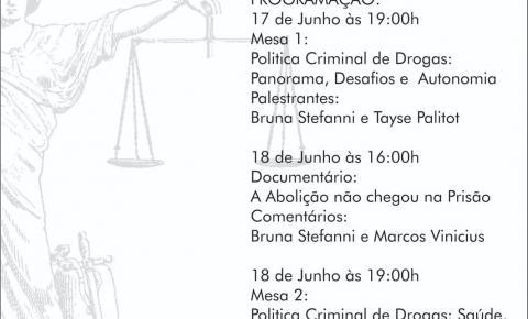 Campus da Uespi de Corrente realiza V Seminário Jurídico com temática sobre drogas