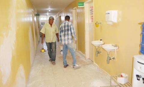 Hospital Regional de Corrente passa por reformas estruturais