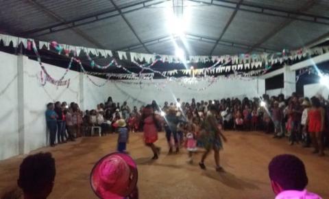 Zona rural de São Gonçalo do Gurgueia também teve festa de São João!