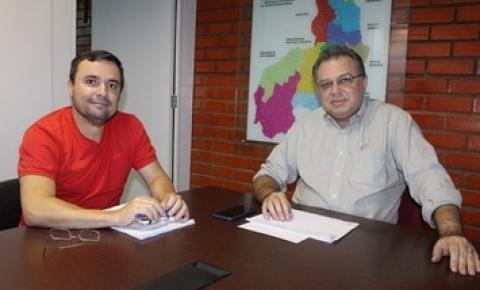 Deputado Fábio Novo destina emenda parlamentar para os hospitais de Corrente e Bom Jesus