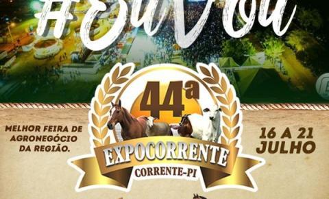 Secretaria da Agricultura Familiar apoia a 44° Expocorrente