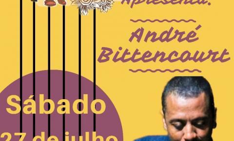 Neste sábado tem André Bittencourt no Maria Bonita!