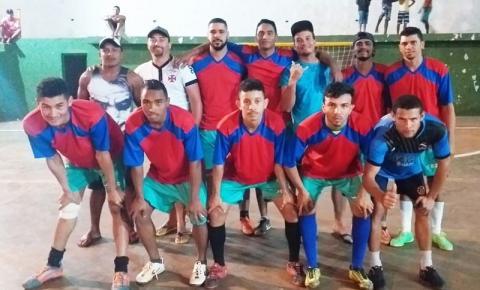 Catuaba é o grande vencedor do Campeonato de Futsal de São Gonçalo do Gurgueia