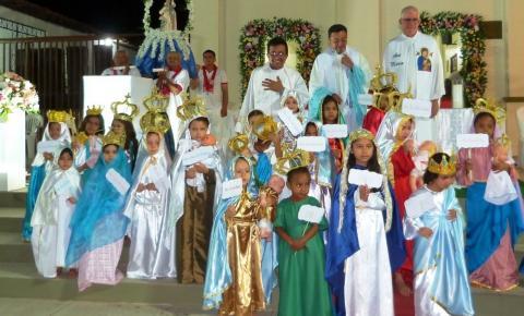 Festejos de Nossa Senhora Divina Pastora têm início em Gilbués