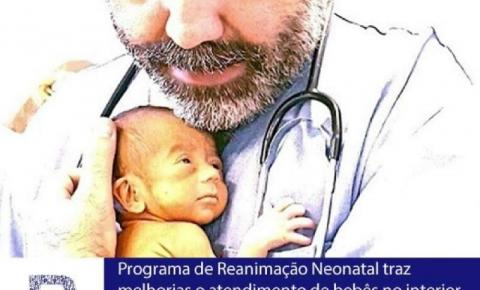 Programa de Reanimação Neonatal traz melhorias o atendimento de bebês no interior do Piauí