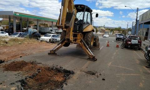 AGESPISA comunica a normalização do abastecimento d'água na cidade de Corrente