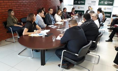 Ministério Público e SESAPI acordam iniciativas para a melhoria do atendimento nos hospitais do Sul do Piauí