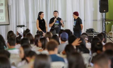 Cerca de 500 estudantes participam da Revisão Pré-Enem em Corrente