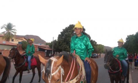São Gonçalo do Gurgueia realiza desfile alusivo à Pátria