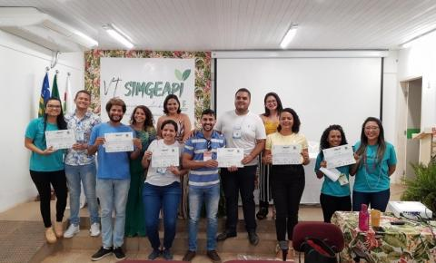 IFPI Corrente realiza VI Simpósio de Gestão Ambiental do Piauí