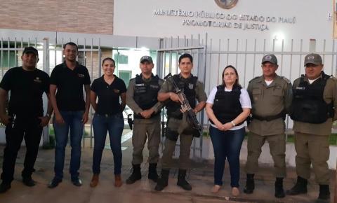 Ministério Público, Polícia Militar e Conselho Tutelar realizam blitz educativa em bares da zona rural de Corrente
