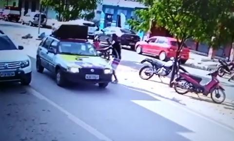 Locutor Eduardo Rocha leva duas facadas em Corrente
