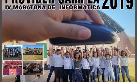 Equipe Provider é a campeã da IV Maratona de Informática do IFPI