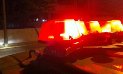 Homem é preso em flagrante em Avelino Lopes por arrombamento a residência