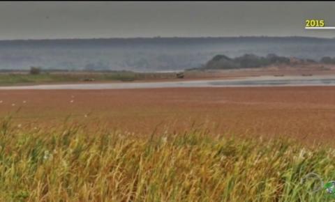 Lagoa de Parnaguá já perdeu 94% de extensão de água