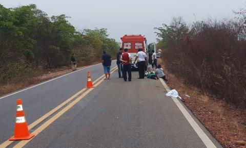 Aumenta para 4 o número de vítimas fatais do acidente na BR 135 em Redenção