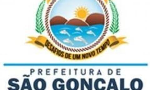 Prefeitura de São Gonçalo do Gurgueia realiza Seletivo para preenchimento de 43 vagas