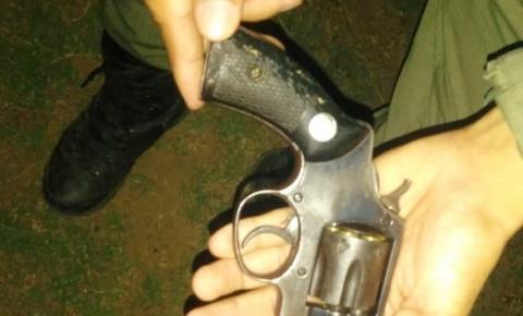 Homem é preso por porte ilegal de arma em Redenção do Gurgueia
