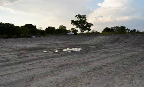 Barragem comunitária é entregue na localidade de Capão, interior de Corrente
