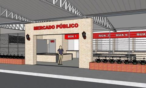 Prefeitura de São Gonçalo do Gurgueia inicia reforma do Mercado Público municipal