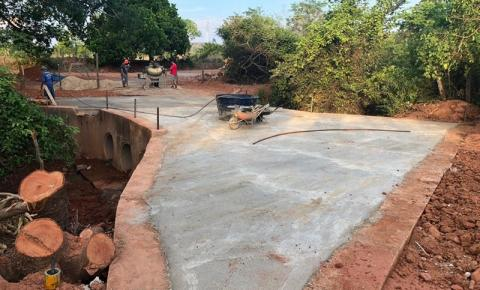 Obra de grande importância para a zona rural é concluída em São Gonçalo do Gurgueia