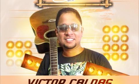 Neste sábado tem show com Victor Caldas no Maria Bonita Gourmet