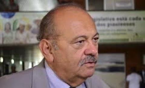 Deputado Fernando Monteiro está internado em UTI de hospital em SP
