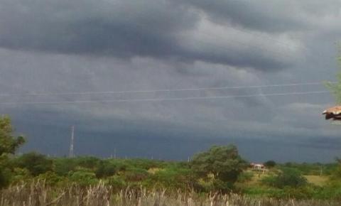 Instituto emite alerta de chuvas intensas para 128 municípios do Piauí