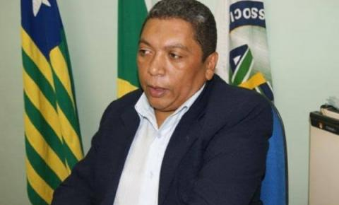 Vereador Gutão lança pré-candidatura a prefeito de Corrente