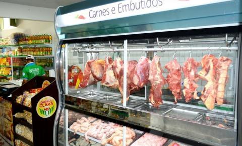 Os melhores cortes de carnes e verduras fresquinhas você encontra no Supermercado Unifrios