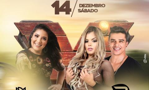 Show com Forró dos Plays e Dany Mellody marcarão as comemorações de 24 anos de São Gonçalo do Gurgueia